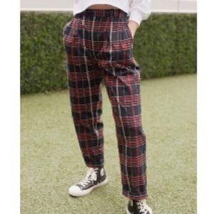 ✨HOST PICK✨ UO Plaid Trousers Pants